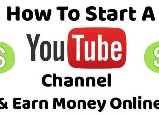 Create YouTube Channel & Earn Money Easily