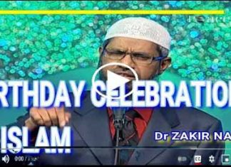 Can Muslims celebrate birthdays?