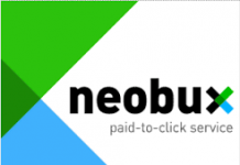 Earn money from Neobux PTC