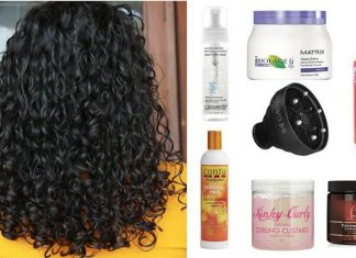 Care for curly hair best ways